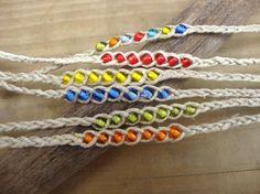 Hemp Wish Bracelets by GiftzandGreetingz on Etsy, $2.50