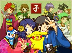 Pokemon People, Ash Pokemon, Pokemon Funny, Pikachu, Ash And Dawn, Funny Faces, Red And Blue, Cool Pictures, Manga