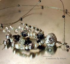 octopus necklace, via Etsy.
