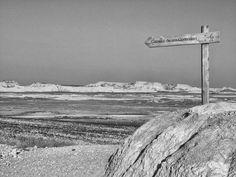 Las Bardenas en blanco y negro - Gonzalo Obes
