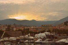 Sanremo Nights.  Liguria, Italy.