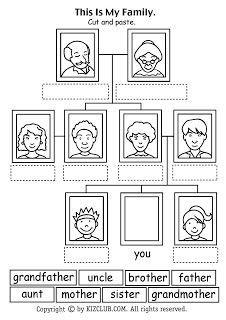 FICHAS: FAMILY
