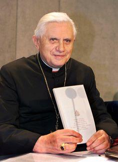 German cardinal Joseph Ratzinger present