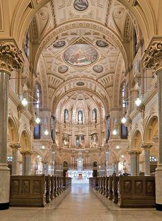 St. Francis Xavier Church in New York, New York.