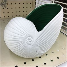 Nautilus Shell, Store Fixtures, Joanns Fabric And Crafts, Visual Merchandising, Craft Stores, Staging, Concrete, Cool Designs, Arts And Crafts