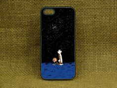 Calvin and Hobbes  iPhone 4 case  iPhone 4S case  by StarCase14, $14.70