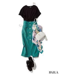 Girl Fashion Style, Fashion D, Skirt Fashion, Fashion Outfits, Womens Fashion, Japanese Outfits, Japanese Fashion, Korean Fashion, Clothing Displays