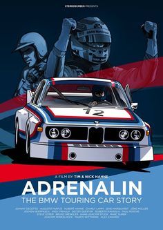 ADNERALIN - The BMW Touring Car Story