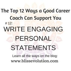 How To Make A Strong Resume The Top 12 Ways A Career Coach Can Support You #4 Create Strong .