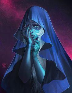 Blue Diamond by StefTastan.deviantart.com on @DeviantArt