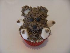 3D Bear Cupcake Bear Cupcakes, 3d