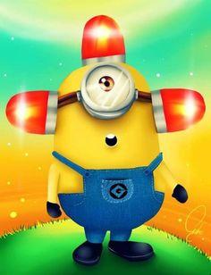 Minions Bee Do! #despicableme