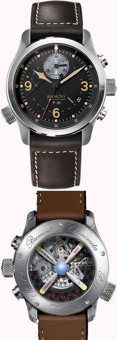 Bremont P-51 Mustang Limited Edition.  Oke its a mens watch.. but i think its pretty awsome - ceramic watches, mens hand watch, mens cool watches *sponsored https://www.pinterest.com/watches_watch/ https://www.pinterest.com/explore/watches/ https://www.pinterest.com/watches_watch/ladies-watches/ https://www.shinola.com/mens/watches.html
