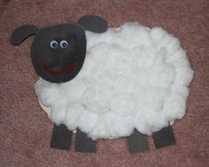 sheep craft ideas | papercraftstyle.com