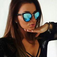 7e0a1778b9d4d oculos-de-gatinho-oculos-gatinho-oculos-tendencia-2017-pamela-auto-blogueira-de-recife-6.  Óculos De Sol FemininoÓculos ...