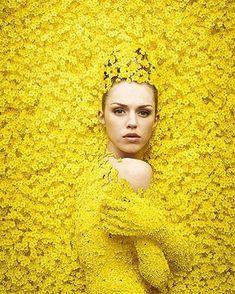 flower bath #yellow #aesthetic #woman #flowers #flower #bath