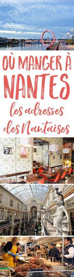 Vous prévoyez un petit weekend gourmand à Nantes ? Ne manquez pas cette sélection de bonnes adresses partagées par des Nantaises !