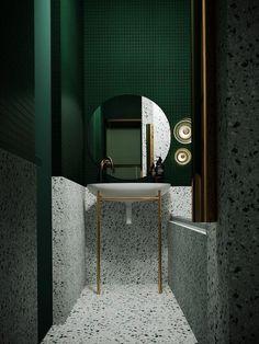 DIY and ideas for innovative master bathroom, bathroom, bathroom styleations bathroom style, master bathroom storage, bathroom organization, bathroom tile, bathroom mirrors, bathroom counters, master bathroom cabinets, master bathroom tile, tubs, showers, bathroom remodel, bathroom makeover. Modern, mid-century cutting-edge, coastal, eclectic, Scandinavian, minimalist. #Bathroomremodel