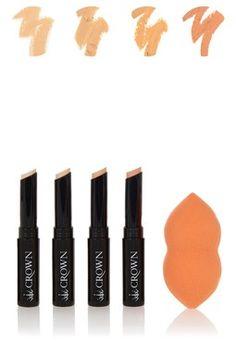 Crown Brush 5-Piece Dawn Concealer Stick