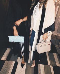 IG: t__abaya || IG: Beautiifulinblack || Modern Abaya Fashion ||
