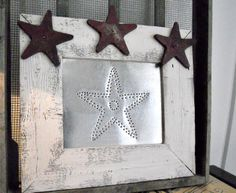 DIY Photo Frame to Proudly Display on your Mantle   Cherishables