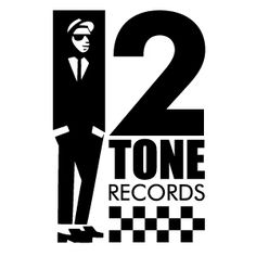 2 Tone Records was an English record label that mostly released ska and reggae influenced music with a punk rock and pop music overtone. Ska Music, Reggae Music, Jerry Dammers, Record Label Logo, The Distillers, The Blues Brothers, Hippie Man, Pop Rock, Rude Boy