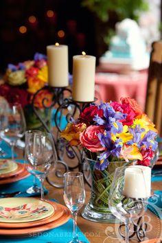 A107díasDemiBODA: ¿De qué color quieres que sea tu boda?