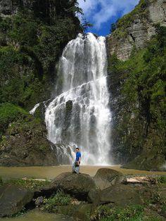cascada rio usabon, canon de san cristobal, municipio de barranquitas and municipio de aibonito, puerto rico, brian killingbeck ...