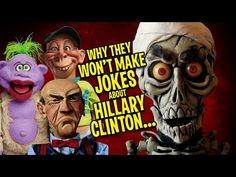 Why Many Comedians Won't Make Jokes About Hillary | Mark Simone | WOR 710 http://710wor.iheart.com/onair/mark-simone-52176/why-many-comedians-wont-make-jokes-15140303/