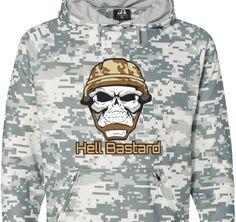 Hell Fire Hoodie