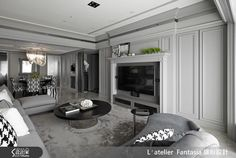 L′atelier Fantasia 繽紛設計 江欣宜IDAN 新古典 | 設計家 Searchome: