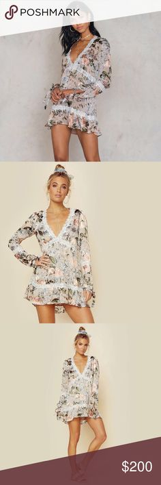 For Love and Lemons Luciana Swing Dress in Ivory Beautiful and intricately detailed dress by For Love and Lemons. No flaws and never worn. In excellent condition. Very popular piece among bloggers and celebs! So boho chic. For Love And Lemons Dresses