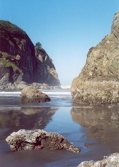Washington state - Ruby Beach.  Gorgeous!  Been here a couple times!