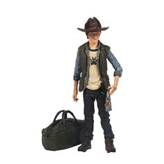 Amazon.de:Walking Dead Tv Series 4 Carl Grimes Af