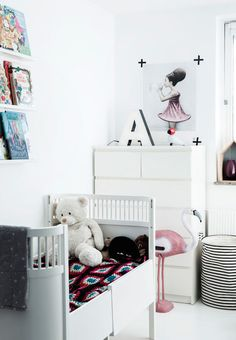 Childrens bedroom w