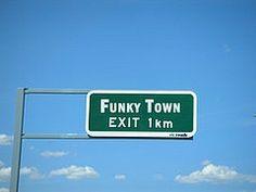 won't you take me to.....