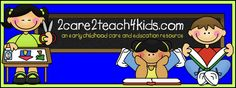 All About Me-  Preschool Themes- 2care2teach4kids all about me
