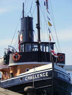 https://flic.kr/p/ehKpkK | Steam Tug Challenge | Southampton Maritime Festival  www.stchallenge.org/