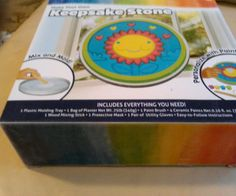 Lot of 5 Arts and Crafts Keepsake Stone Kit Project in Crafts, Kids' Crafts, Craft Kits | eBay