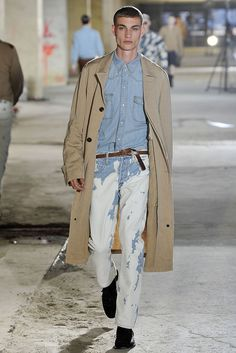 Dries Van Noten Spring 2011 Menswear - Collection - Gallery - Style.com