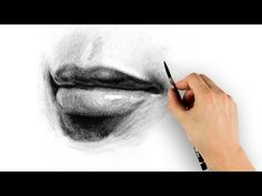 How to Draw Lips - Drawing tutorial. Read full article: http://webneel.com/video/how-draw-lips-drawing-tutorial | more http://webneel.com/video/drawings | more videos http://webneel.com/video/animation | Follow us www.pinterest.com/webneel