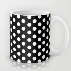 POLKA DOTS Mug - yes please!!