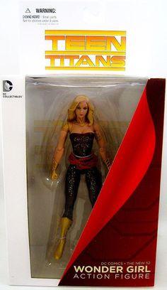 Wonder Girl DC Comics New 52 Teen Titans Action Figure