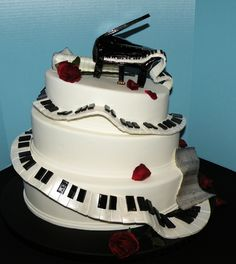 Or I want this one for my sweet 16. Only there would be a Cello on it :D
