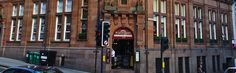 Newcastle Portofino Italian restaurant in Mosley St has #glutenfree dishes marked on menus. #coeliac #celiac