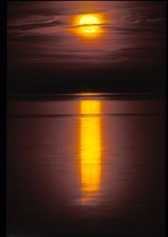 Maumelle Moonrise  Full Moonrise, Lake Maumelle, Arkansas