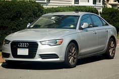 Model year 2012-2013 Audi A6s and A7s recalled