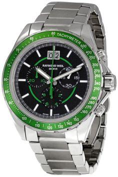 cde268881192 Men s Wrist Watches - Raymond Weil Mens 8520ST20071 Sport Black Dial Watch     Check this