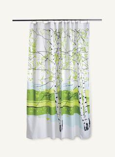 Kaiku shower curtain