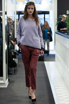 DAY Birger et Mikkelsen Fall 2013 Ready-to-Wear Collection Slideshow on Style.com